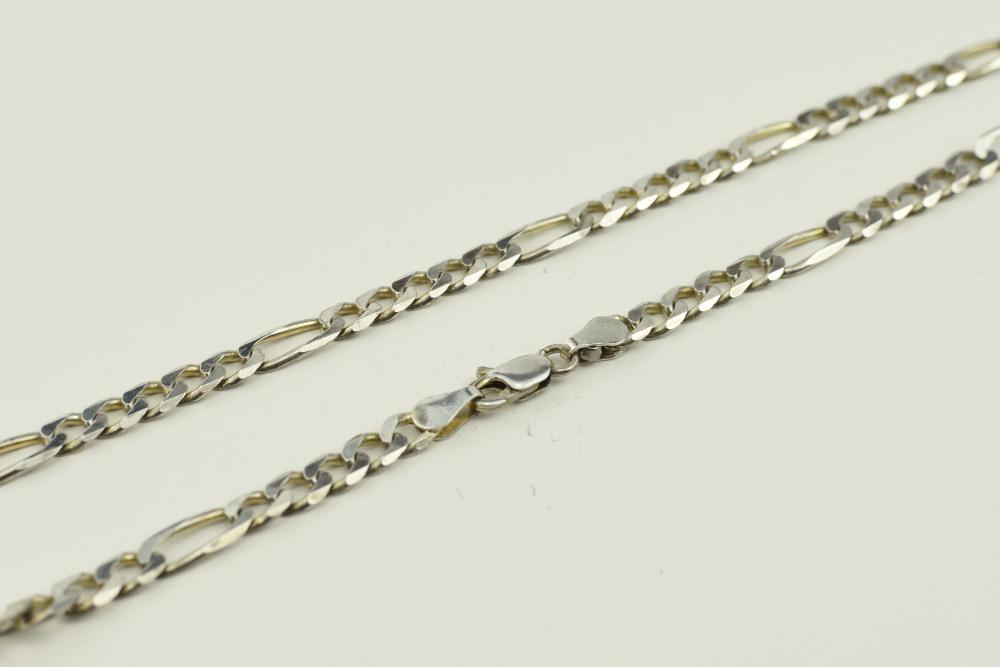 Halsketten Gold Silber und Silber vergoldet