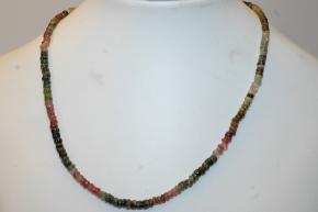 Halskette Turmalin (Reifen)