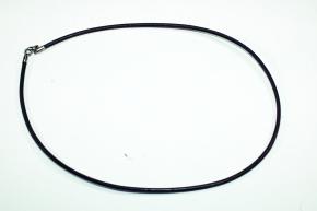 50 cm Lederband aus Rindleder - Braun