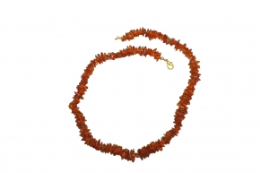 Baltischer Bernstein-Halskette