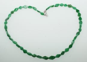 Achat-Halskette