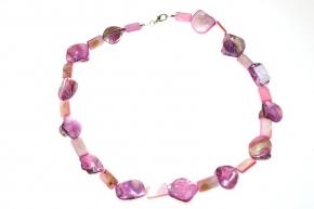 Wunderschöne Halskette aus Perlmutt