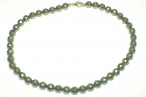 Pyrit-Halskette