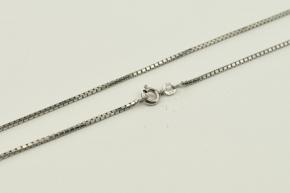 Venetianer Silber Halskette
